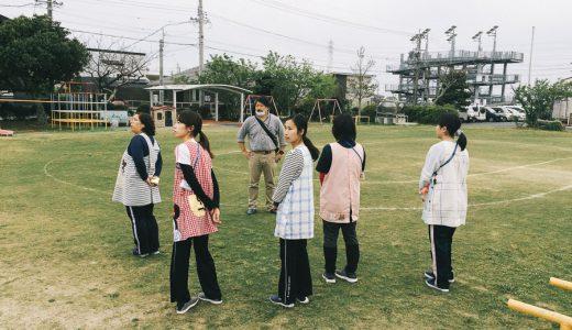 地震・津波発生時の避難方法ワークショップ@浅羽南幼稚園